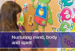 nurturing grace baptist christian school